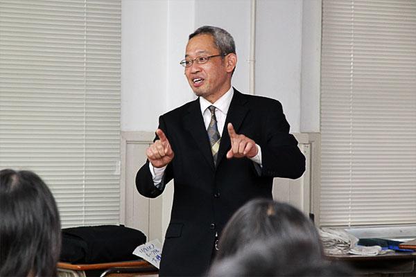 本田律生さん