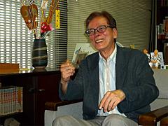 長谷川法世さん-その2