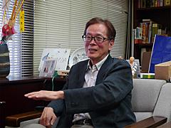 長谷川法世さん-その3