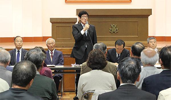 井上拓夫 新特別顧問