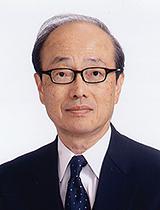 同窓会特別顧問・藤本福岡高校校長
