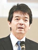 同窓会特別顧問・合屋福岡高校校長